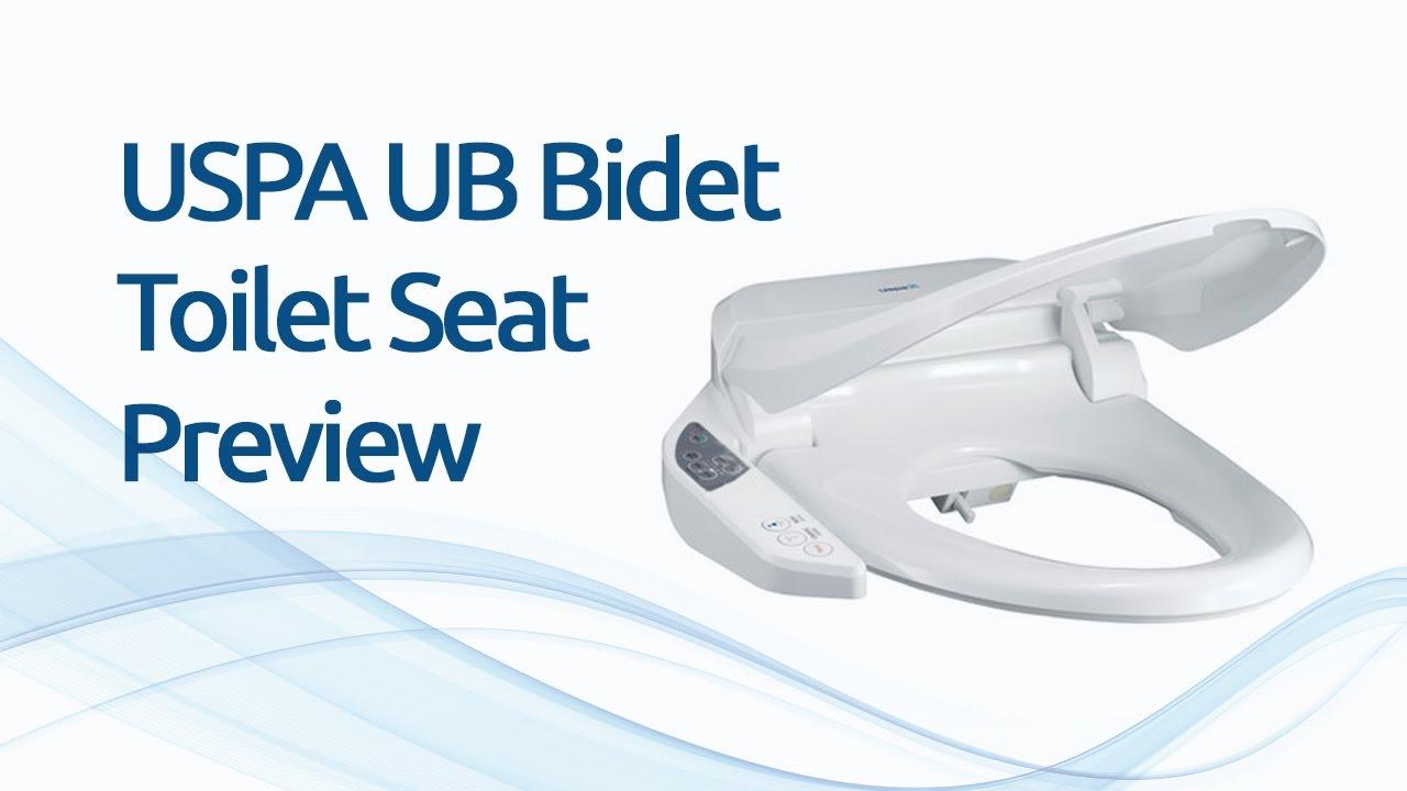uspa ub bidet toilet seat preview