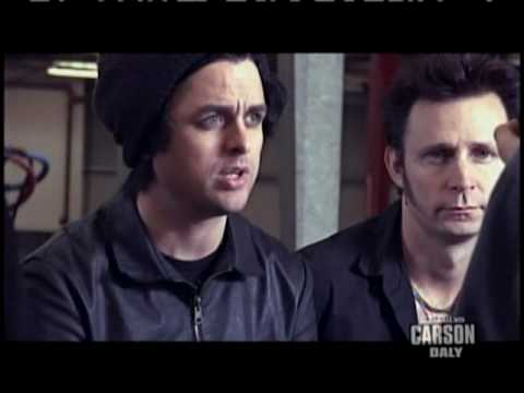 Green Day about 21 Guns