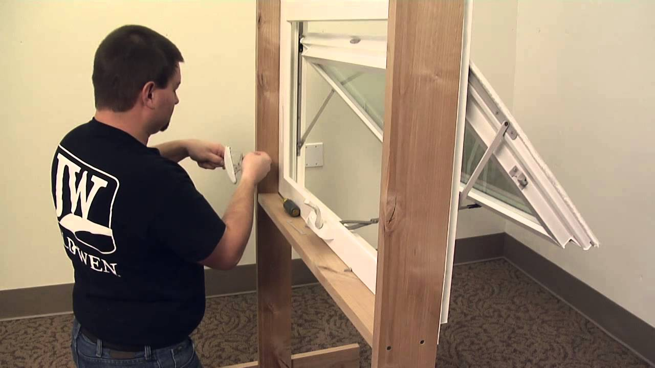 How To Replace A Lock On Your Awning Window