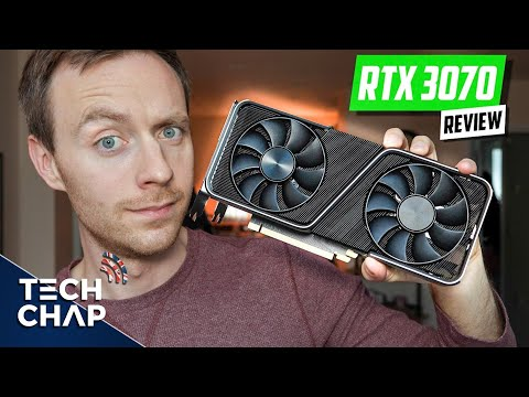 Why the RTX 3070 is PERFECT for 1440p! | The Tech Chap