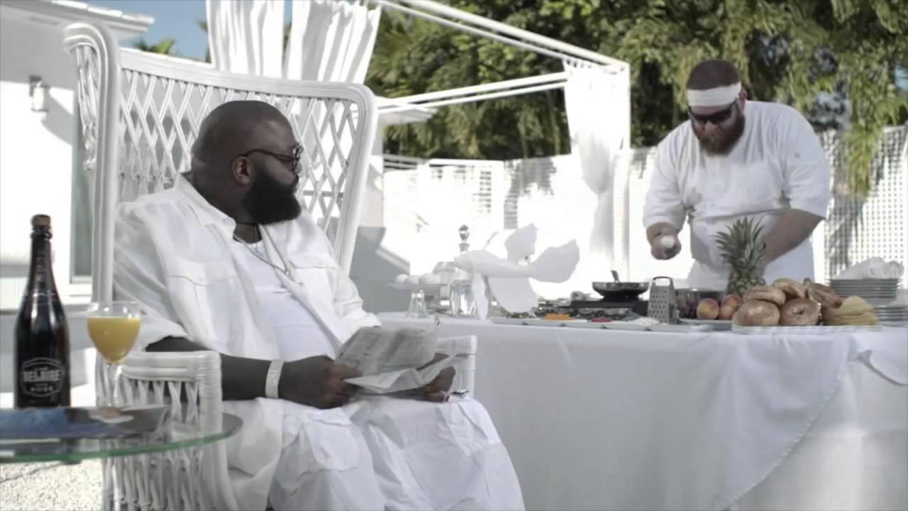 2596d81b741 Rick Ross Lives White Hot Reebok Commercial! - YouTube