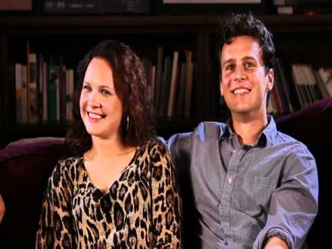 Outtakes: Jonathan Groff, Lauren Pritchard, Steven Sater