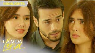 Lena mends the relationship of Miguel and Rachel | La Vida Lena