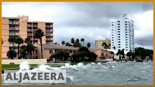 🌪️ Subtropical storm Alberto makes landfall in Florida | Al Jazeera English