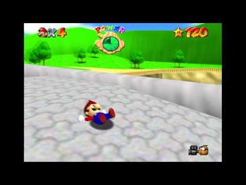 Super Mario 64 Video Quiz 3 - Level 0, Task 14 -