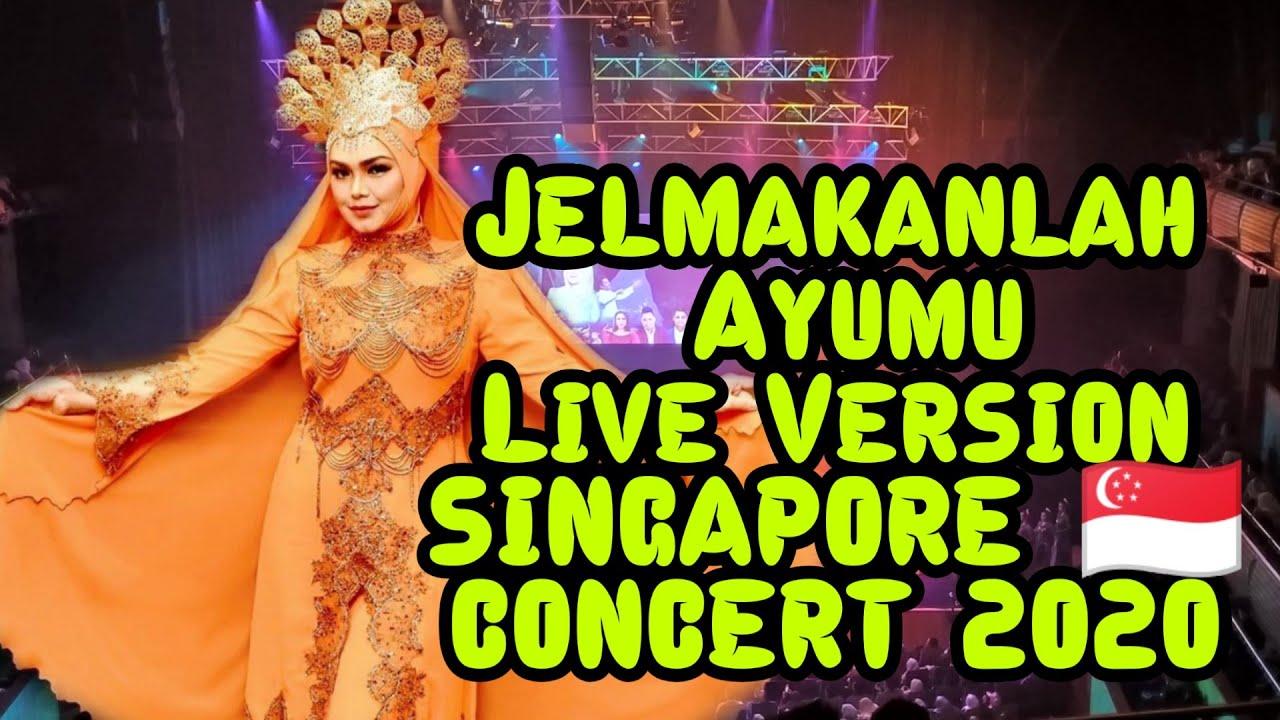 Download Siti Nurhaliza - Jelmakanlah AyuMu version Singapore 🇸🇬 Concert 2020