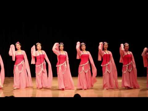 Chinese Traditional Dance - Cai Wei 采薇