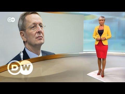 """Почему США могут перекрыть """"Северный поток-2"""" немецкому бизнесу - DW Новости (27.06.2018)"""
