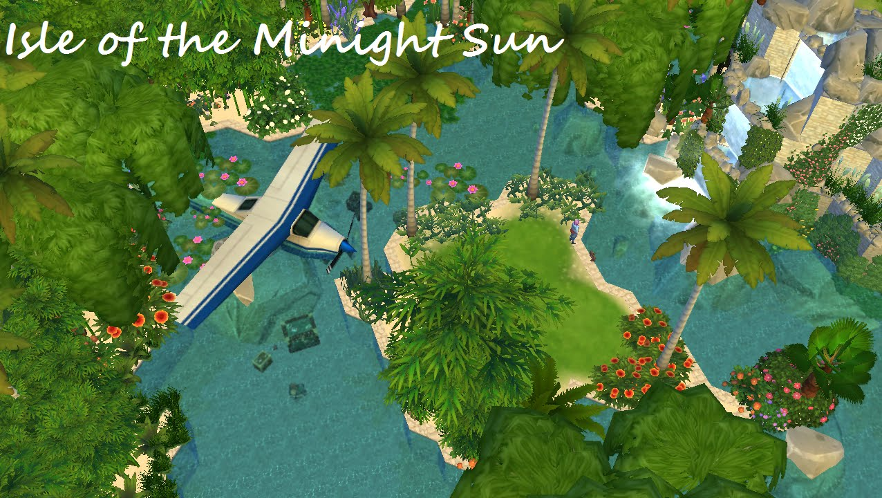Isle of the midnight sun v. 2 msc world by gurra.