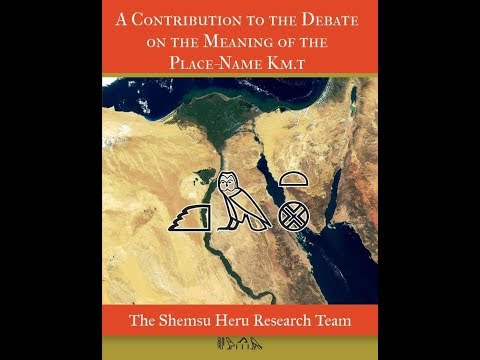 Kemet As a Toponym - A Contribution to the Debate on the