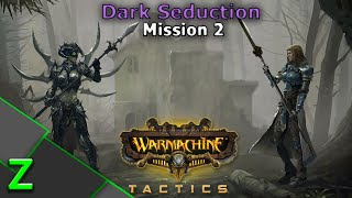 Endless Waves of Protectorate (WARMACHINE TACTICS) Dark Seduction Mission 2