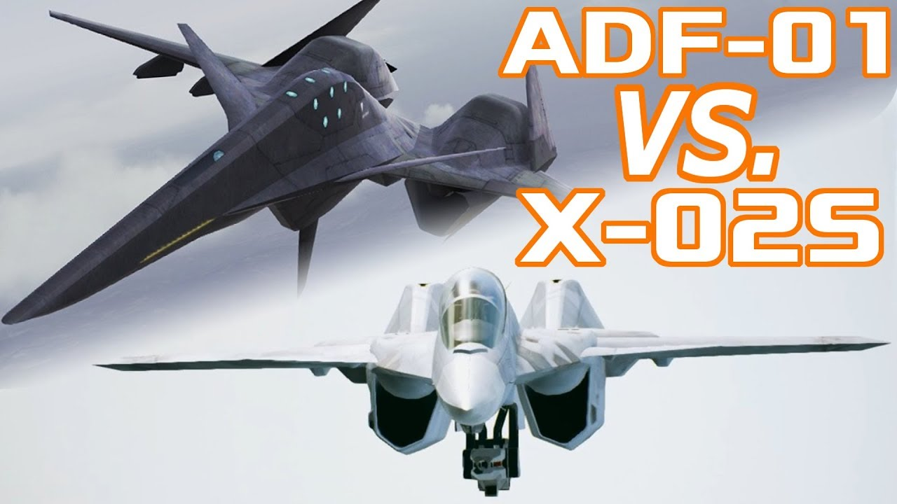 Falken VS  Strike Wyvern - Performance Comparison - Ace Combat 7