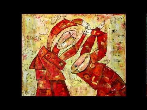 Contemporary modern painter Elin Bogomolnik Art Creative Manifesto Afula Israel