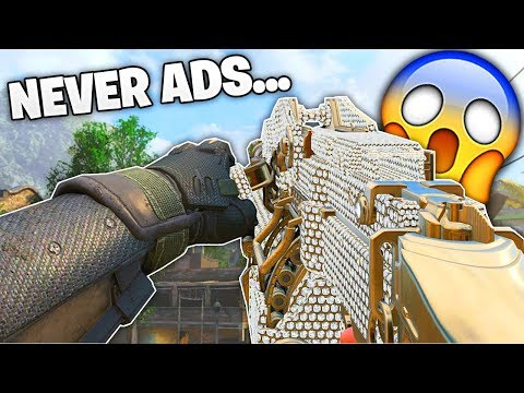 NEVER ADS AGAIN in Black Ops 4! HADES Cross Bar Operator Mod! (BO4 Hipfire Only)