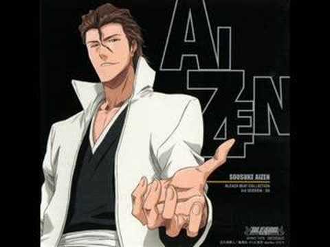 Kyouka Suigetsu - Sousuke Aizen