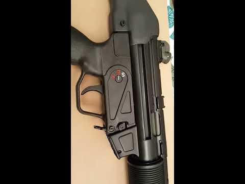 Umerax/VFC MP5SD GBBR