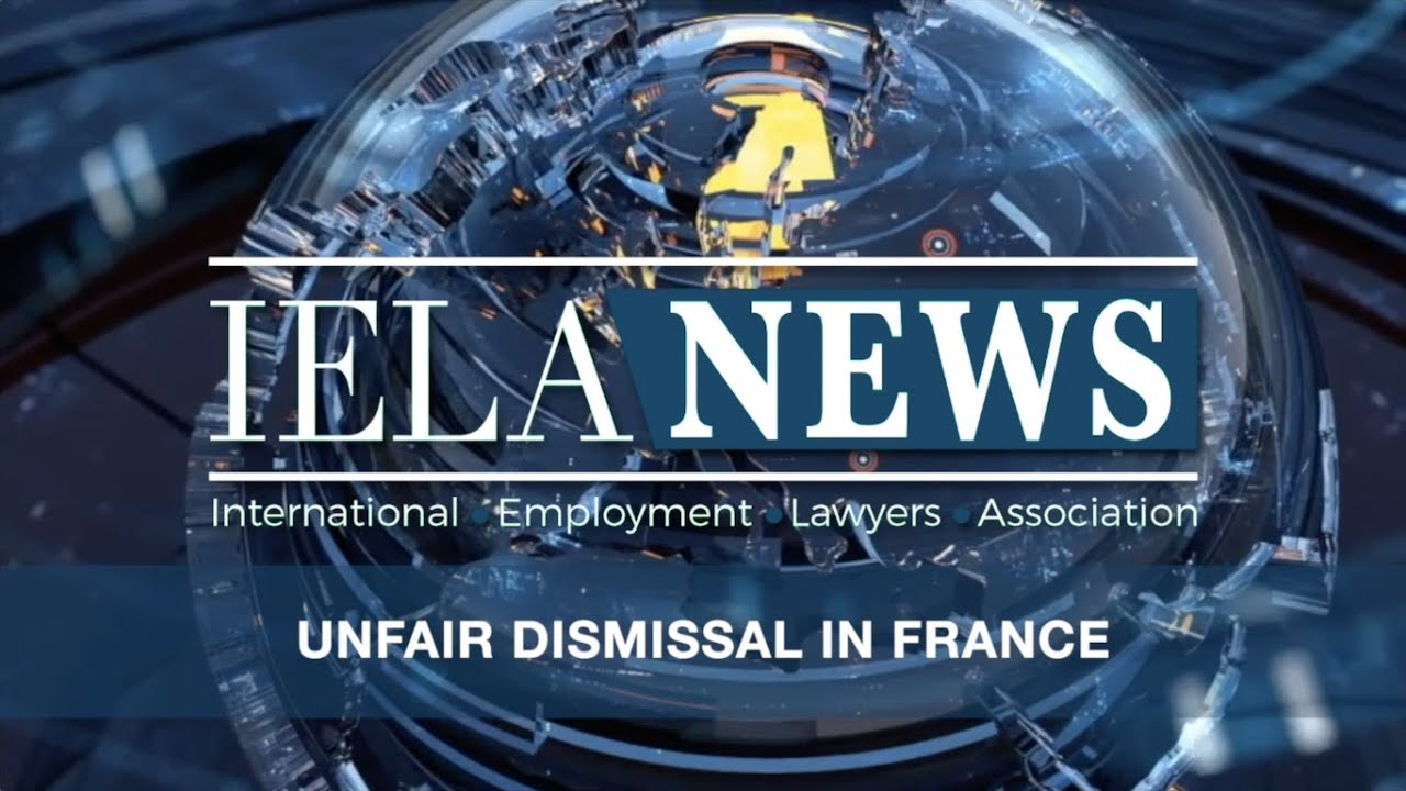 Unfair dismissal in France