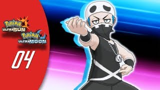 Pokemon Ultra Sun | Ultra Moon [Walkthrough #04] - Team Skull & Captain Illma