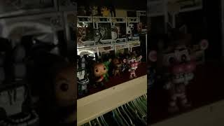 Five Nights at Freddy's the Twisted ones pop whole set