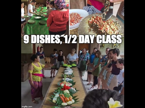Market Tour & Cooking Class in Ubud, Bali