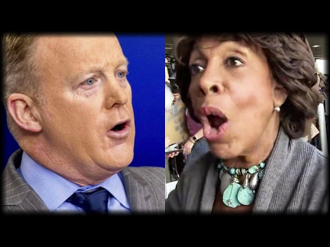 TRUMP'S ATTACK DOG JUST TOOK DOWN MAXINE WATERS WITH TWO WORDS THAT MADE AMERICA CHEER!