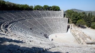 A Roman Theatre Frozen in Time I The Great Courses