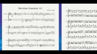 Baixar Marimba Duet- Marimba Invention #1