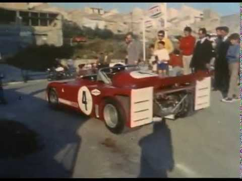 SPEED MERCHANTS - Alfa Romeo - FERRARI - Targa Florio - RETRO Racing!