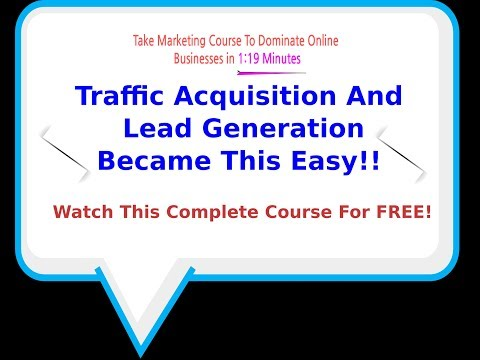 Increase Your Business Revenue Online - Learn Forum Marketing [FREE COURSE]