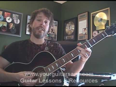 Guitar Lessons - Gives You Hell by All American Rejects - cover Beginners Acoustic songs