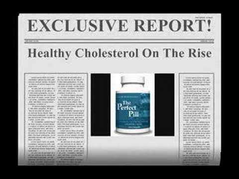 The Secret To Healthy Cholesterol Levels REVEALED!