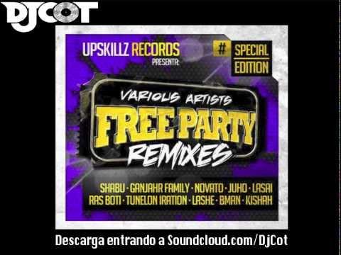 Dj Cot - Free Party Riddim (Remix) Medley