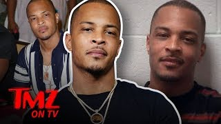 T.I. Arrest 911 Call! | TMZ TV