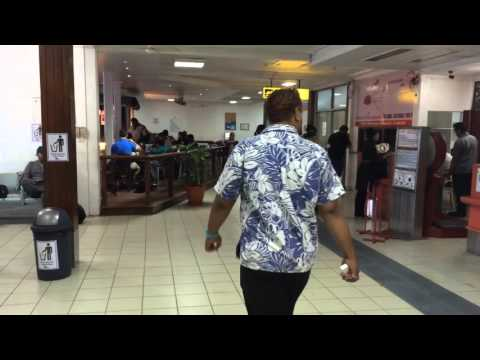 Fidji Aéroport de Suva / Fiji Suva airport