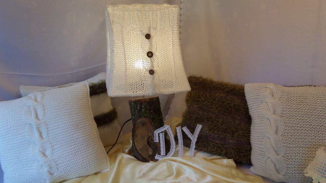 diy lampenschirmst nder selber machen tipps tricks viele ideen home deko 2 youtube. Black Bedroom Furniture Sets. Home Design Ideas