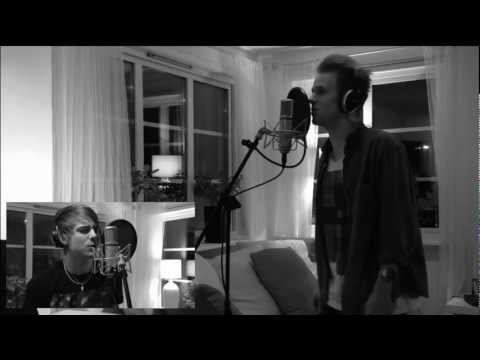 Carpark North - Everything Starts Again (cover by Emil Esborn & John Andreasson)