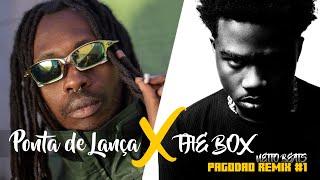 Roddy Ricch | THE BOX  X PONTA DE LANÇA | Rincon Sapiência  (Trap Com Pagodão Remix) Netto Beats