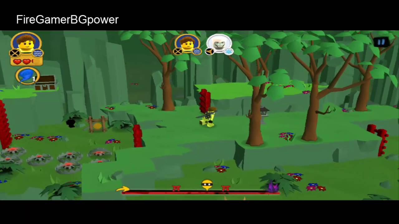 Lego Ninjago Wu Cru Ep2 Android Gameplay Free Download Youtube