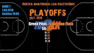 Baixar Green Peas - Gwiezdno Flota 56:67 (RALK Playoffs 2018)