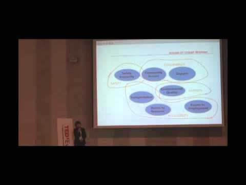 TEDxEwha - Sunyoung Rieh - Women, City, Daily Life.wmv