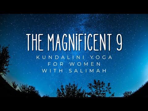 YogaVision - The Magnificent 9 Kundalini Yoga Class for Women