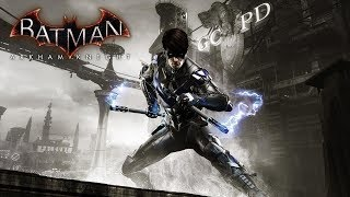 Batman: Arkham Knight - GCPD Lockdown | Twitch Stream [PS4]
