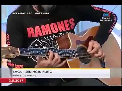 Prime Domestic - Sedingin Pluto (Live Akustik)