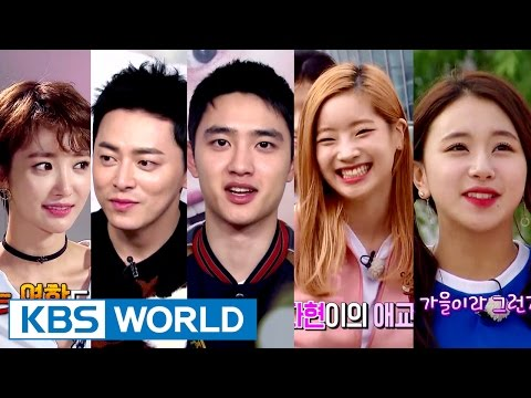 Entertainment Weekly | 연예가중계 - Twice, Do Kyungsoo, Cho Jungseok [ENG/CHN/2016.10.31]