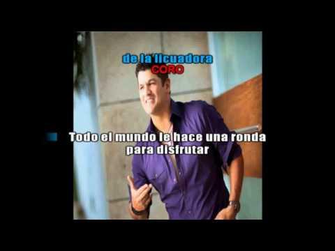 Karaoke La Bailadora Eddy Herrera