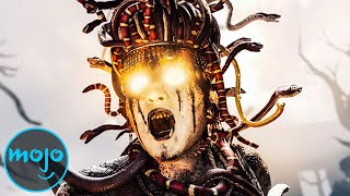 Top 10 Scariest Mythological Video Game Bosses