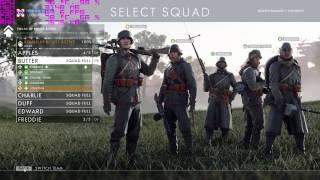 i7 7700k Kaby Lake Battlefield 1 Gameplay
