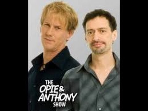 Opie and Anthony   Anthony's old apartment with Adam Ferrara