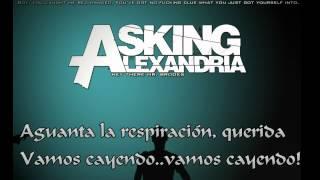 Asking alexandria-Dear insanity (subt. español)