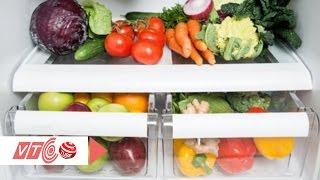 Thói quen dùng tủ lạnh siêu hại cho sức khỏe | VTC